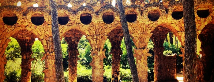 Park Güell is one of To-do Barcelona.