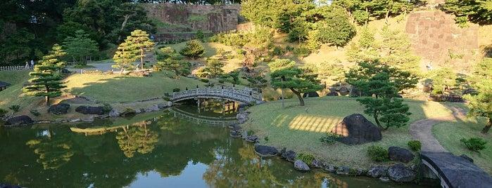 玉泉院丸庭園 is one of Japan - Kanazawa.