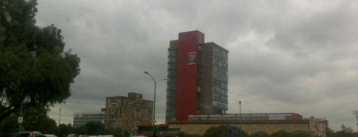 UNAM is one of Tempat yang Disukai Cosette.