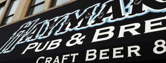 Haymarket Pub & Brewery is one of Chicago.