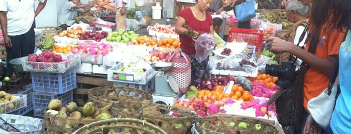 Ubud Market is one of Bali.