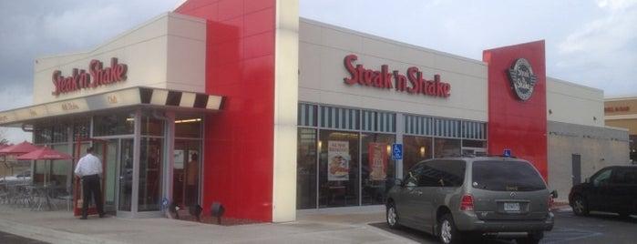 Steak 'n Shake is one of NOLA.