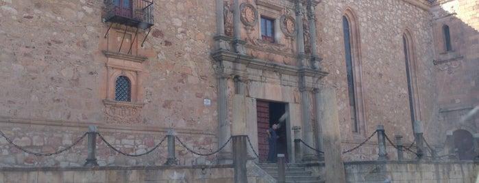 Hospedería Fonseca is one of Pasear en Salamanca.