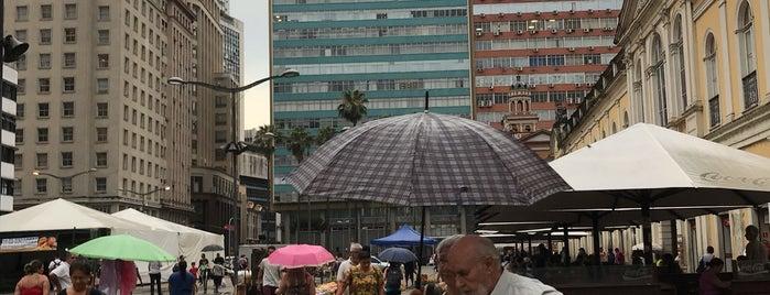 Centro Histórico is one of POA.