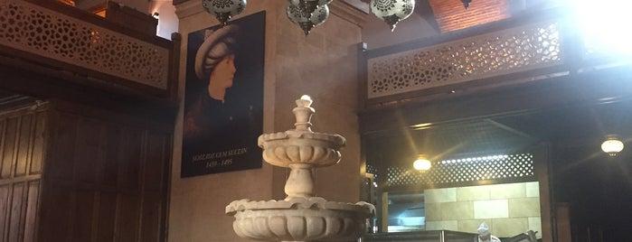 Cem Sultan Bedesteni Restaurant is one of Lieux qui ont plu à Fatih.