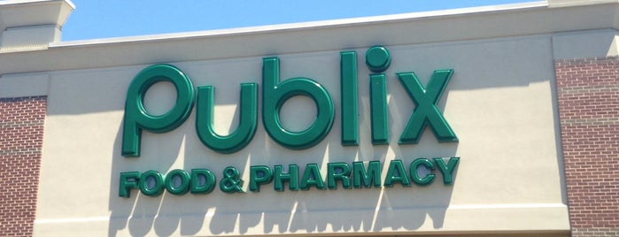 Publix is one of Bradyさんのお気に入りスポット.