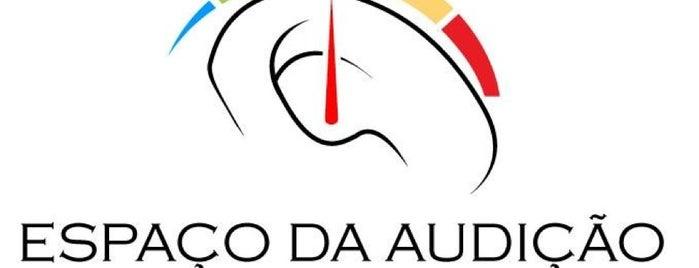 Espaço da Audição - Aparelhos Auditivos is one of Braga'nın Kaydettiği Mekanlar.