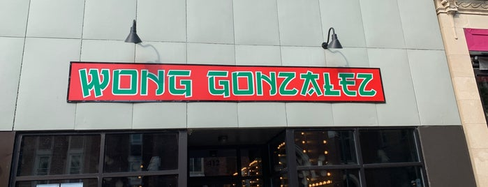 Wong Gonzalez is one of RVAJS Concierge Suggestions.