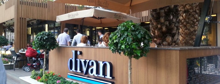 Divan Pub is one of Cadde.