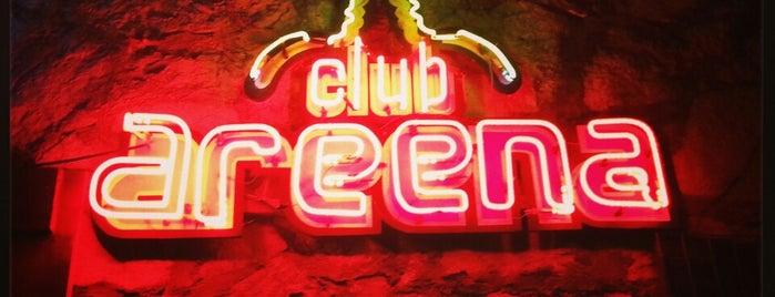 Club Areena is one of Mekanlar.