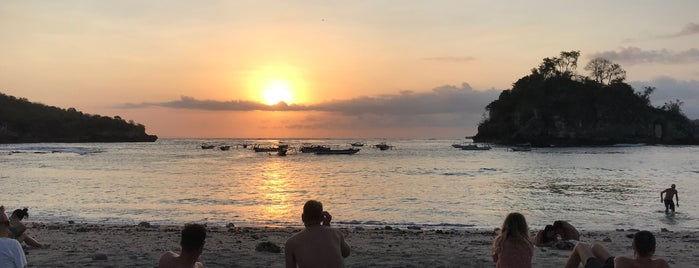 Crystal Bay is one of Where To Go on Nusa Lembongan.