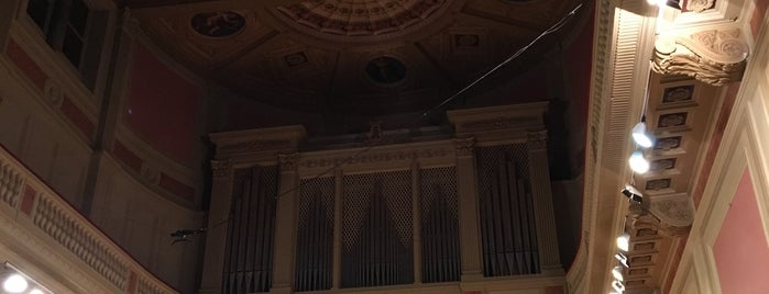Conservatoire de Musique de Genève is one of Genève 🇨🇭.