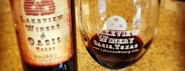 Lakeview Winery is one of 2012 Shop Crawl List.