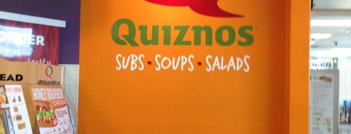 Quiznos is one of NOLA.