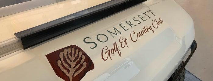Somersett Country Club is one of Vince 님이 좋아한 장소.