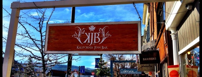 KJB - Kalifornia Jean Bar is one of Freaker USA Stores Pacific Coast.