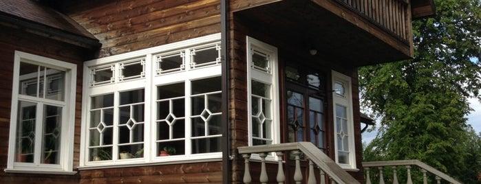 """Viesu māja """"Mīlmaņi"""" is one of AtputasBazes.lv VOL 2."""
