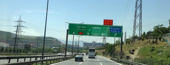 İstanbul - İzmit Yolu is one of SU things (Edit/Merge/Delete).