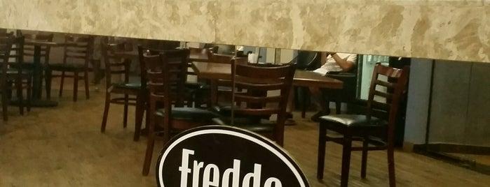 Freddo- JESUITAS PLAZA CDE is one of Sheila 님이 저장한 장소.