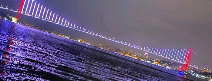 İnci Bosphorus is one of Gidilecek Mekanlar İstanbul.
