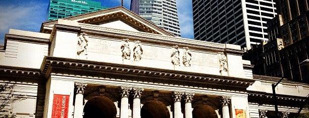Biblioteca Pública de Nueva York is one of NY2015.
