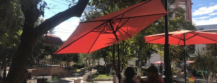 """Cafeteria y Restaurante """"El Portal"""" is one of Tempat yang Disukai Gus."""
