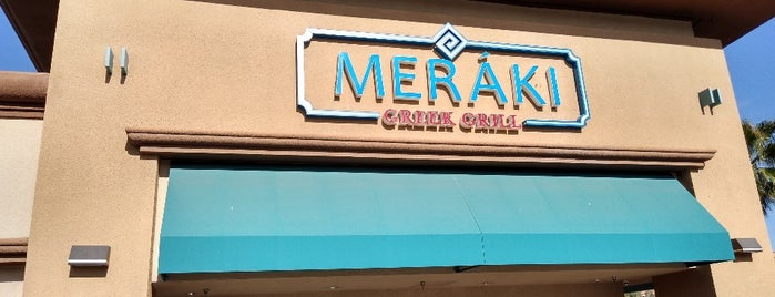 Meraki Greek Grill is one of Nicole's Must Try.