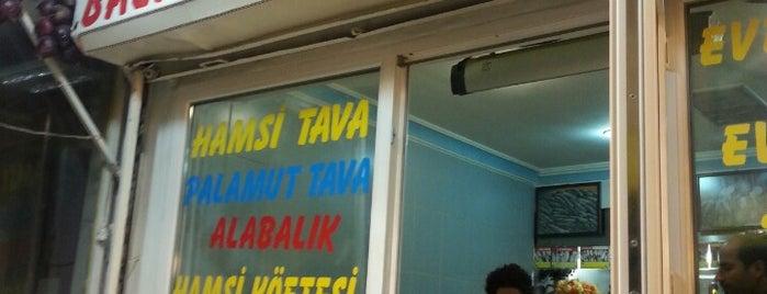 Balıkçı Pala'nın Yeri is one of Lieux qui ont plu à S..