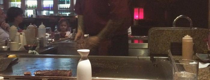 Hokkaido Teppanyaki Steakhouse is one of Las Vegas.