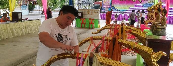 Wat Bang Kaew is one of Yodpha : понравившиеся места.