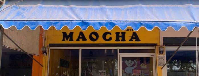 Maocha - เมาชา สาขาเตรียมอุดมฯ ถ.คลังอาวุธ is one of อุบลราชธานี_3.