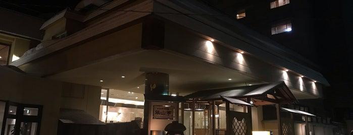 定山渓第一寶亭留 翠山亭 is one of Favourite Hotels.