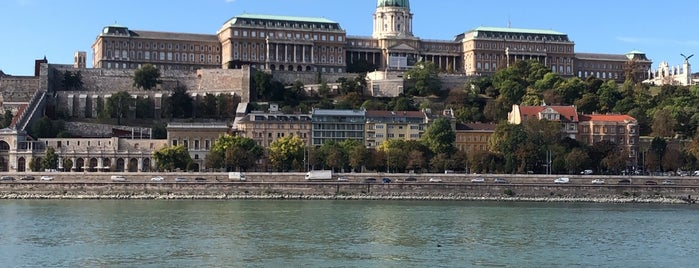 Danube River Banks is one of Budapest.