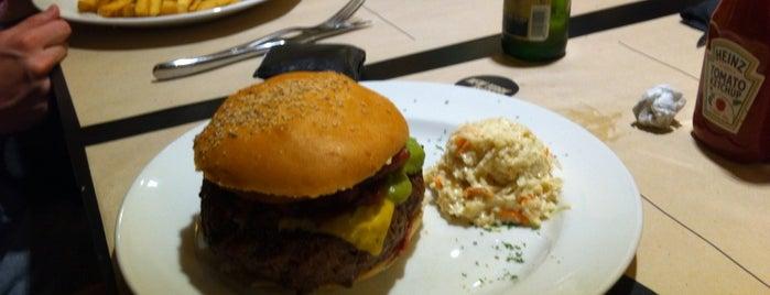 New York Burger is one of ¡Mmmmmadrid!.