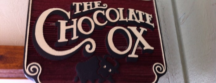 The Chocolate Ox is one of Up North Fav Spots.