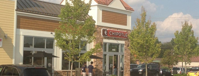 Chipotle Mexican Grill is one of Dimaさんのお気に入りスポット.