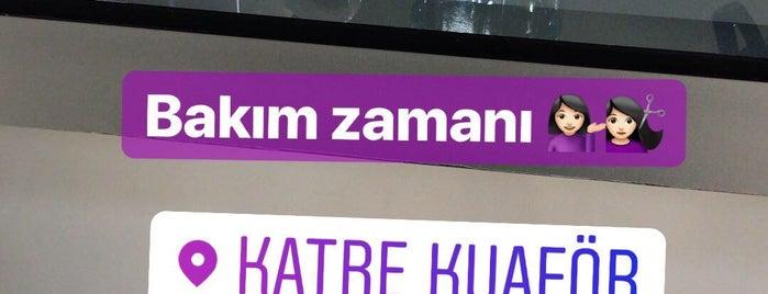 Katre Kuaför is one of สถานที่ที่ Elif ถูกใจ.