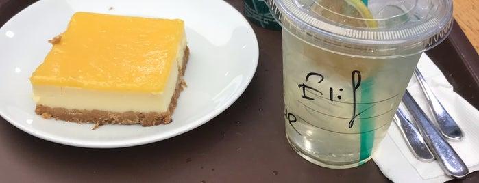 Starbucks is one of สถานที่ที่ Elif ถูกใจ.