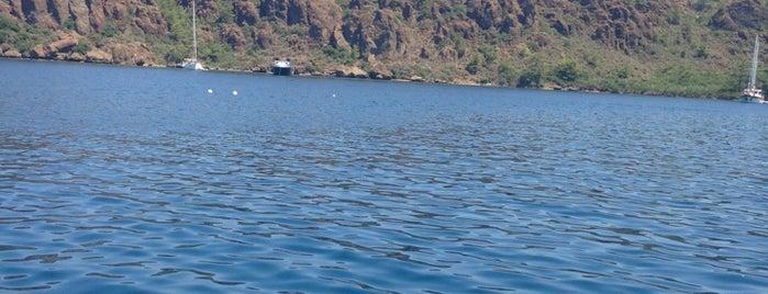 Tavşan Adası is one of Marmaris & Datça & Knidos & Selimiye.