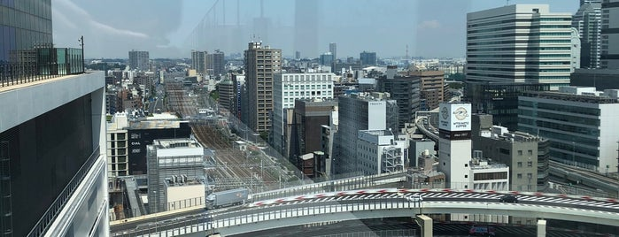 NEWoMan Yokohama is one of Posti che sono piaciuti a Hideo.
