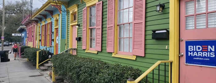New Orleans October 4-day weekend