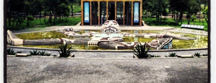 El Carcamo ( 2a Seccion De Chapultepec ) = is one of Some best places of Mexico City..