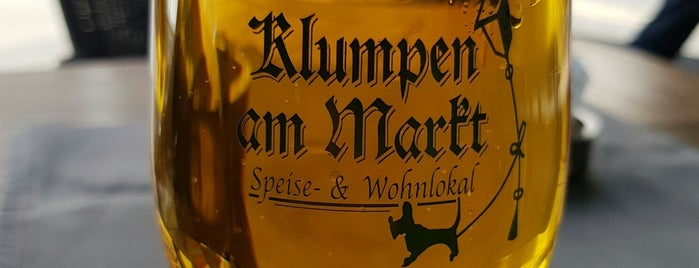Klumpen am Markt is one of Siegen!.