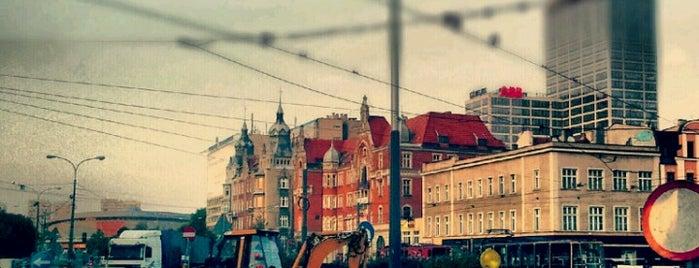 Rynek is one of Krakow.