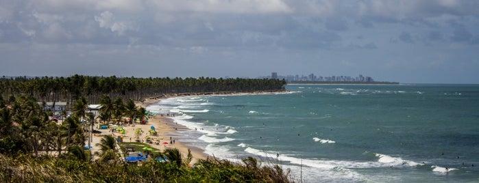 Mirante Praia Itapuama is one of Posti che sono piaciuti a Fernando Viana.