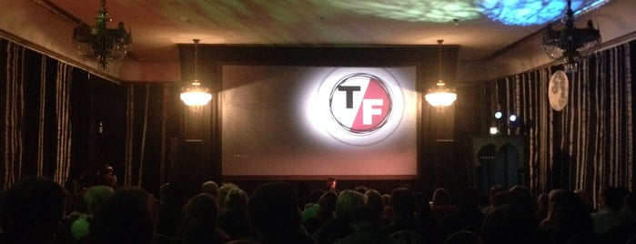 Forrest Theater is one of Tempat yang Disukai Katie.