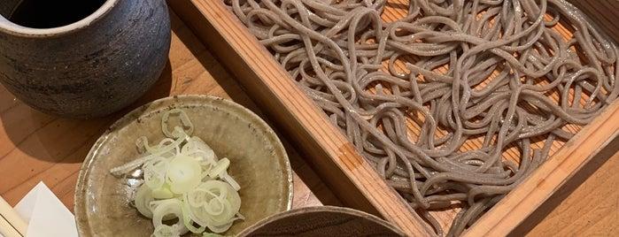 板蕎麦香り家 is one of My Japanese moment.