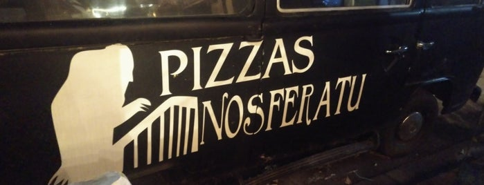 Pizzas Nosferatu is one of Lieux sauvegardés par Isa.