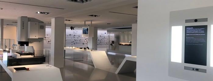 Carl Zeiss Museum of Optics is one of Ludi's Ostalbkreis.