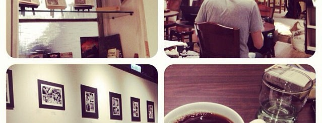 後門咖啡 Café Backstage is one of Taiwan Coffee Map.